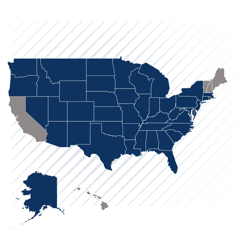 Available Allmedrx States